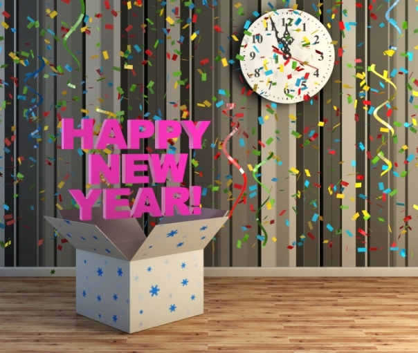 Happy New Year from Living Healthy and REAL STORIES