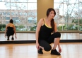 Christina doing Penny Pickers at LA Fitness - 4
