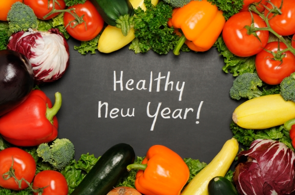 Have a Healthy New Year from LA Fitness