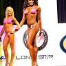 Denita Poses on stage at the Arnold Sports Festival 2013-b