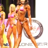 Denita Poses on stage at the Arnold Sports Festival 2013
