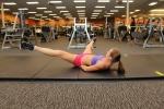 Bethany ab scissor horizontal LA fitness 1