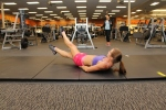 Bethany ab scissor horizontal LA fitness 2