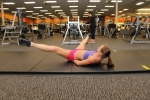 Bethany ab scissor horizontal LA fitness 3