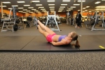 Bethany ab scissor horizontal LA fitness 4