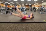 Bethany Ab scissor Veritical LA fitness 3
