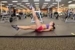Bethany Ab scissor Veritical LA fitness 4