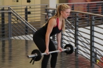Alyssa Barbell row la fitness - 1 (2)