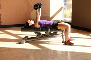 Bethany-doing-dumbbell-bench-press