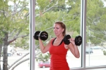 dumbbell shoulder press drop sets (1)