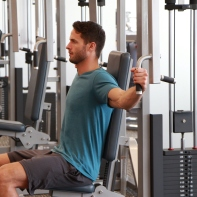 James-performing-chest-fly-drop-set-at-LA-Fitness-6