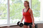 L - dumbbell curl drop sets at LA Fitness (1)