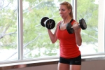 L - dumbbell curl drop sets at LA Fitness (2)