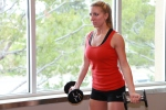 L - dumbbell curl drop sets at LA Fitness (3)