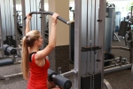 lat pull down drop sets (3)