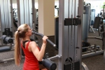 lat pull down drop sets (5)