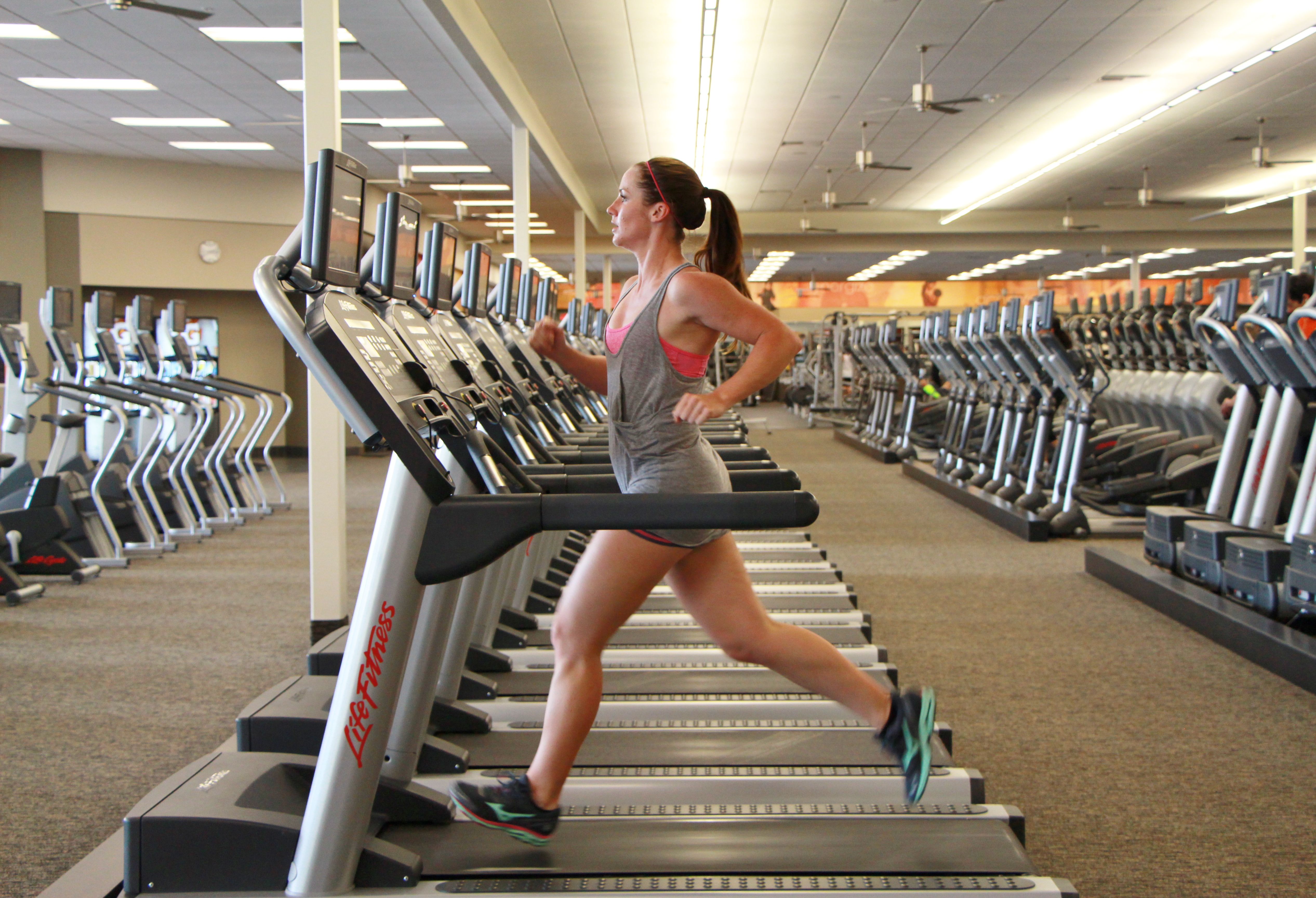 off and running at la fitness | LA Fitness | Official Blog ...