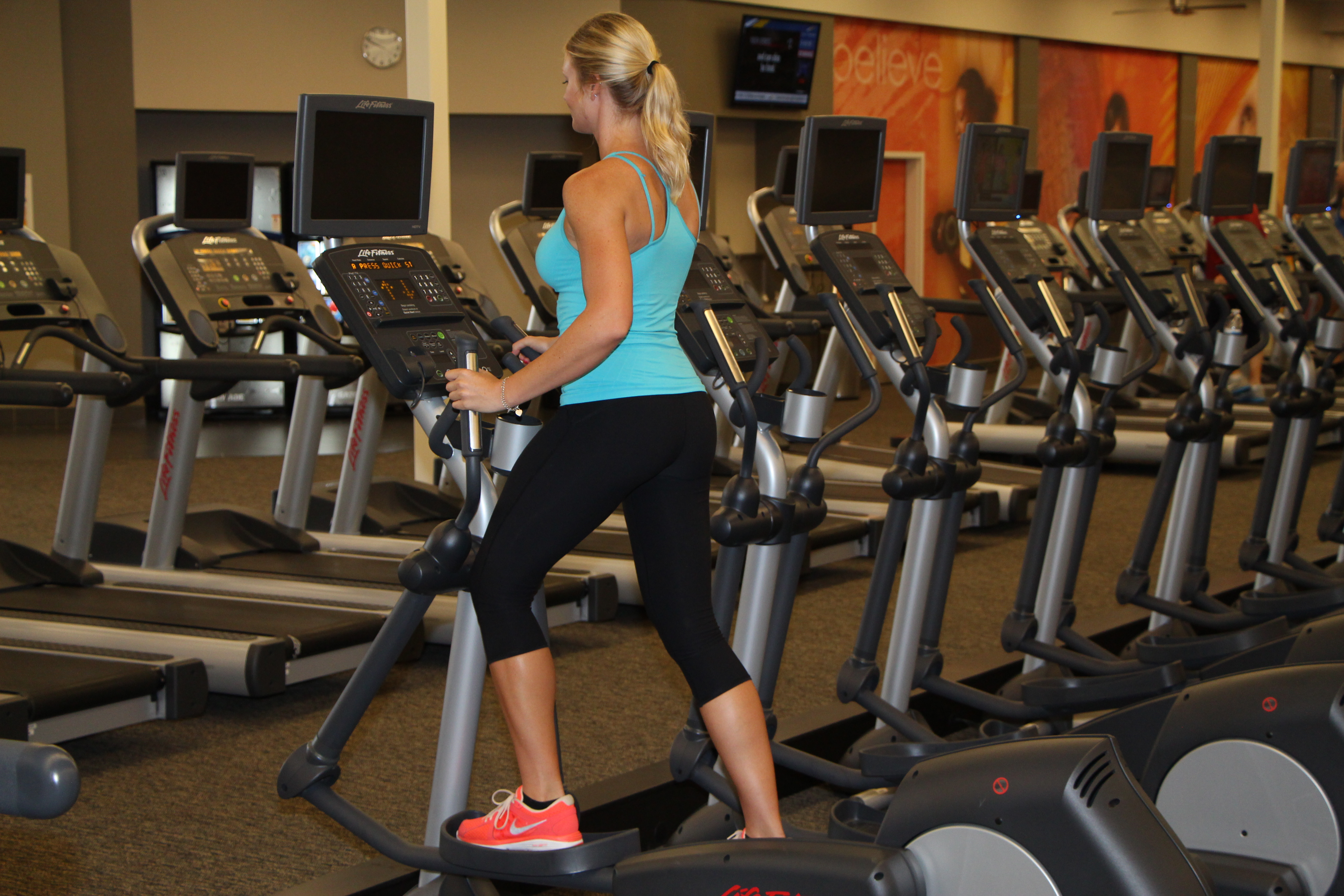 30 Minute Workout to Get Lean for Summer! (Part 2)   LA Fitness ...