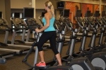 Danica working out at LA Fitness to get ready for summer (6)