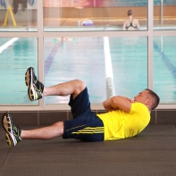 bicycle ab exercise at la fitness (3)
