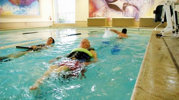 3 swimmers story Main photo 2