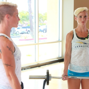 curling bar barbell curls at la fitness (3)