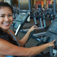 elliptical personal trainer aerobics program 1