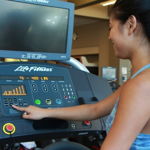hills on the treadmill 1
