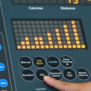 hills on the treadmill 2
