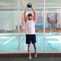 standing crunch with med ball (1)