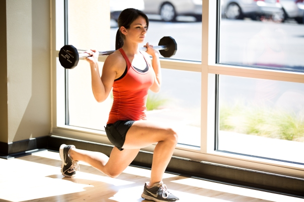 Barbell and Free weights 101 - Legs at LA Fitness-2