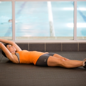 med ball core and ab exercises at LA Fitness JPG_-2