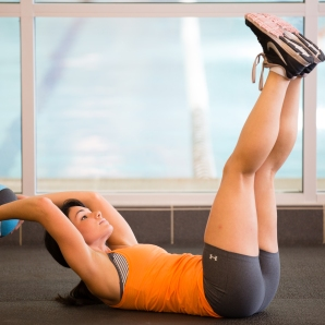med ball core and ab exercises at LA Fitness JPG_-6