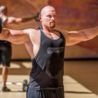 30 Minute workout - LA Fitness - Derek-10