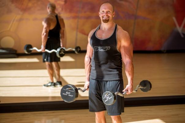 30 Minute workout - LA Fitness  - Derek-5