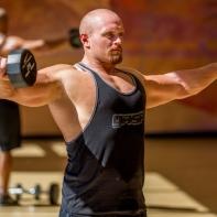 30 Minute workout - LA Fitness - Derek-9