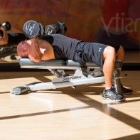 30 Minute workout - LA Fitness - Derek