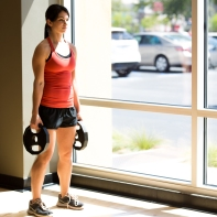 Barbell and Free weights 101 - Legs at LA Fitness-11 - Copy