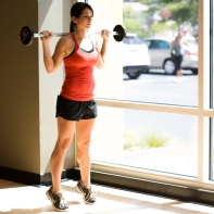 Barbell and Free weights 101 - Legs at LA Fitness-6