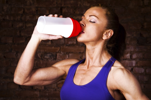 do you need a pre work out drink