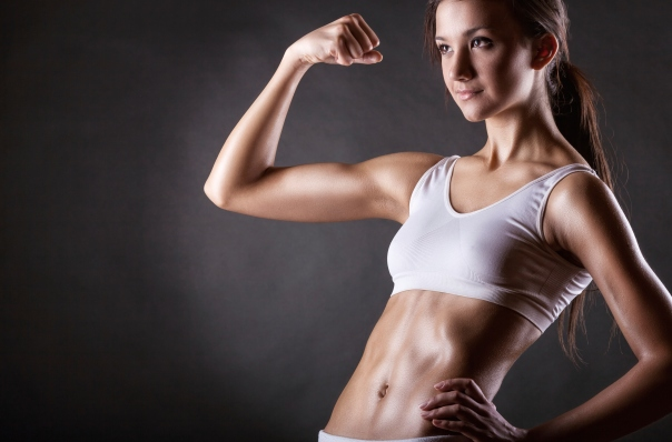 Gain muscle not weight with LA Fitness