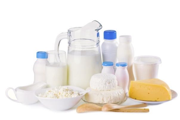 which type of dairy is healthiest