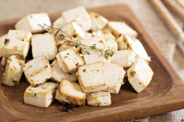 tofu can be a healthy alternative to meat protein