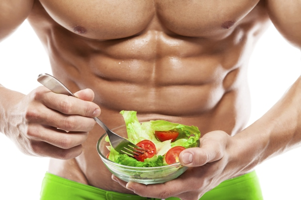 get shredded with the right plan
