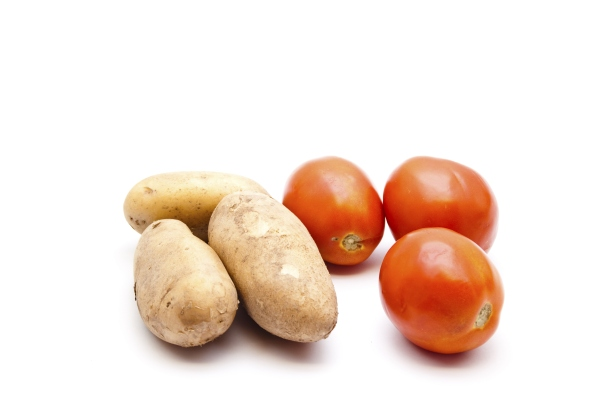 not just bananas, tomatoes and potatoes are in potassium too