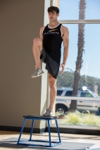 A Gym Workout for Soccer Players – Working Out Off the Field to