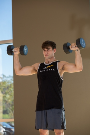 soccer photos and workout with Ben for LA Fitness-8