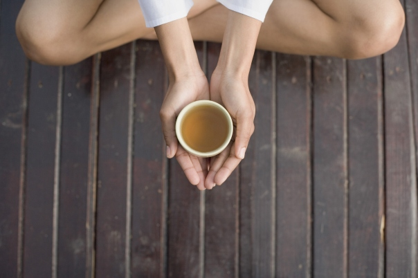 unleash the benefits of tea