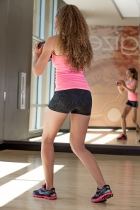 volleyball workout with Catherine at LA Fitness-20