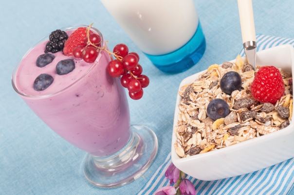 Cereal versus smoothies the great debate